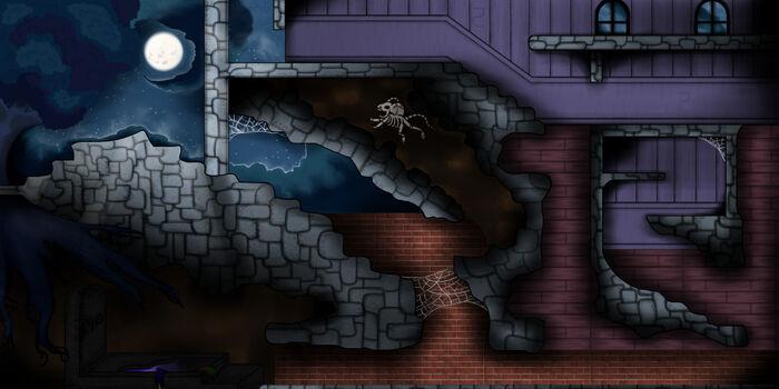 Grim's Mansion