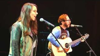 Darren Korb & Ashley Barrett Live @ PAX Prime 2013