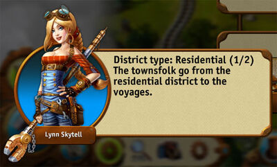 District-allotment