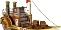Archimedes Cargo Steamship