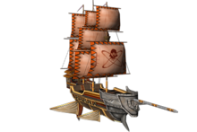 Pirate ManOWar