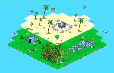 Seashell Island unlocked