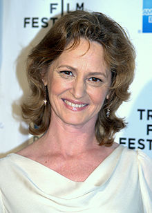 File-Melissa Leo at the 2009 Tribeca Film Festival