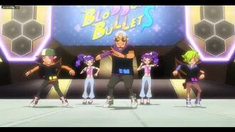 New Team Blossom Bullets dance - Tribe Cool Crew