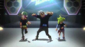 Explosive Machine Guns dance - Tribe Cool Crew