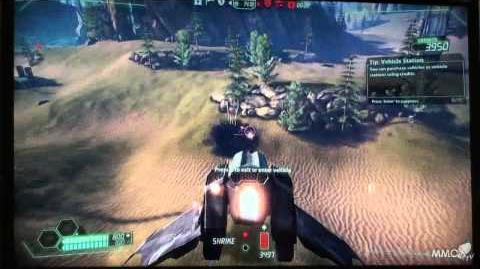Tribes Ascend Gamescom 2011 Exclusive presentation Part 2 - MMO HD TV (720p)