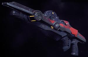 Devastator-Spinfusor