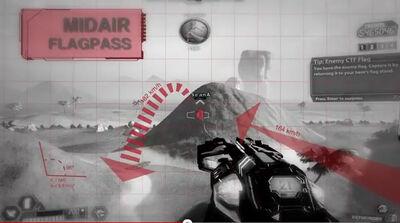 Midair-Flag-Pass