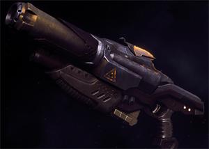 Plasma-Cannon