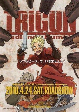 Trigun - Badlands Rumble poster