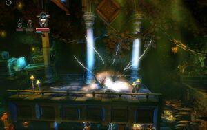 Storm Hammer - lightning