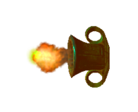 Flamethrower (bell-mouth)horizontal