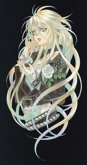 Vanessa manga color