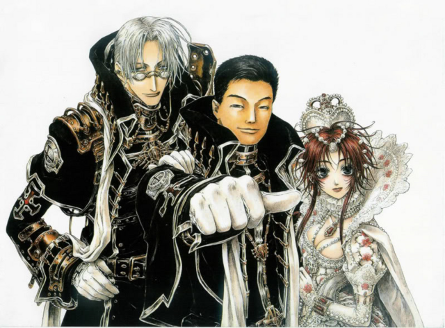 File:Sunao with Trinity Blood characters.png