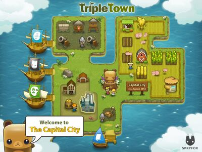 Triple Town Capital City