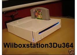 Wiiboxstation
