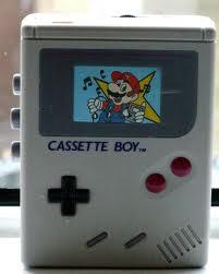 CassetteBoy