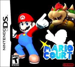 MarioCourt boxart