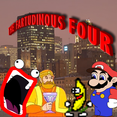 Fartudinous Four