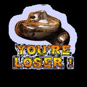 Losertrophy