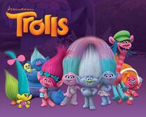 The Trolls altogether
