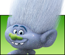Trolls Movie Guy Diamond