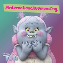 Bridget - International Womens Day