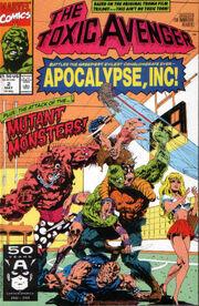 Toxic Avnger Marvel issue 2