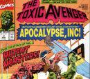 The Toxic Avenger Issue 2 (Marvel)