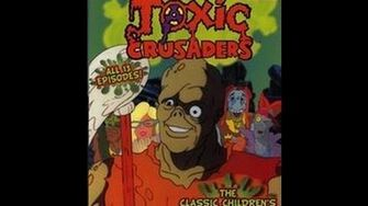 The Toxic Crusaders Episode 3 Club Fred