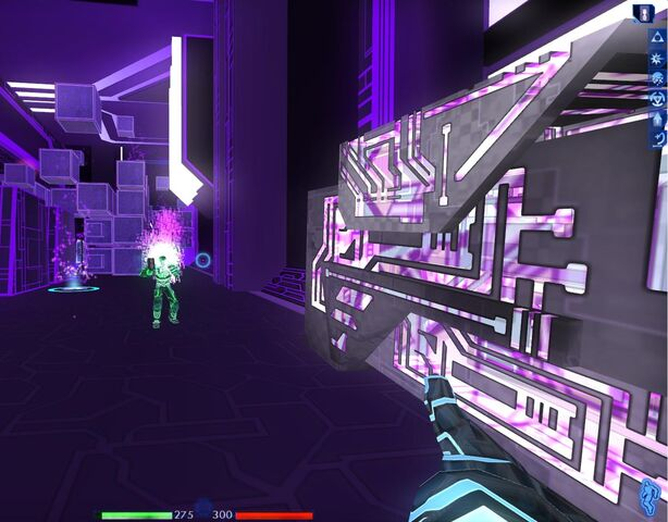 File:TRON Wiki - Blast Cannon in Multiplayer (Active).jpg