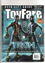 Tron Magazine 001