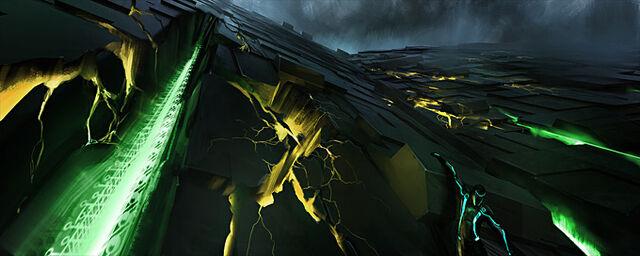 File:Tron-Evolution Concept Art by Daryl Mandryk 14a.jpg