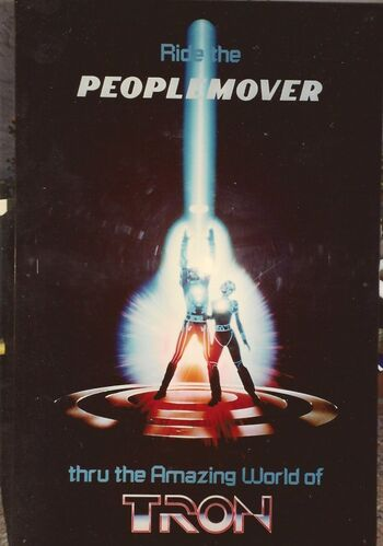 Peoplemover thru Tron poster-final