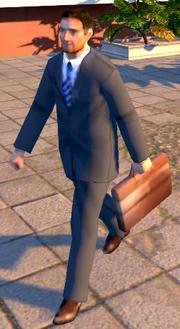 Office Worker M