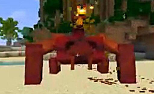 Lava slinger blurry pic