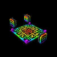 Chromatic Key Pad