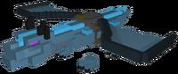 Azulian Fledgling Model