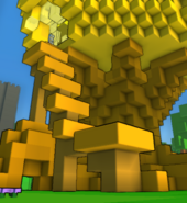 Bee Hive staircase 1