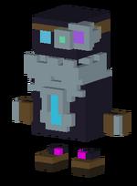 Spike Walker Dr. Darknik Model