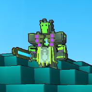 Radiant Giant ingame
