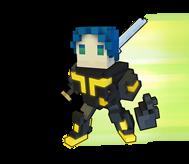 Neon Ninja UI