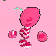 Red Popman ingame