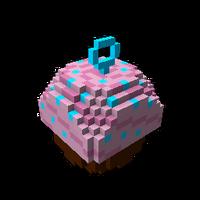 Carom Cupcake