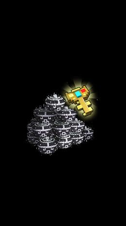 Ui store gem boosters key result