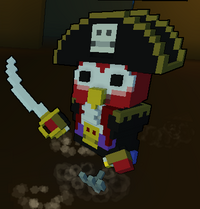 Pirate Captain ingame