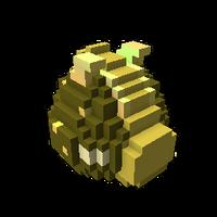 Golden Worldspring Dragon Egg