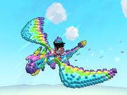 Pinata dragon mod