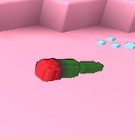 Gummy Worm ingame