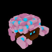Crawling Cupcake